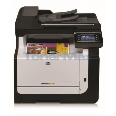 HP Laser Jet Pro CM1415fnw